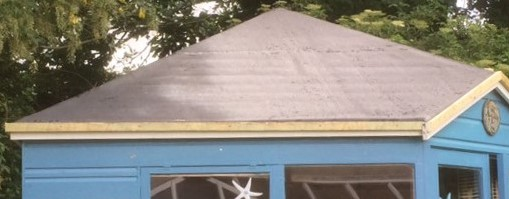 Firestone Rubber Cover Roof by TMI Roofing