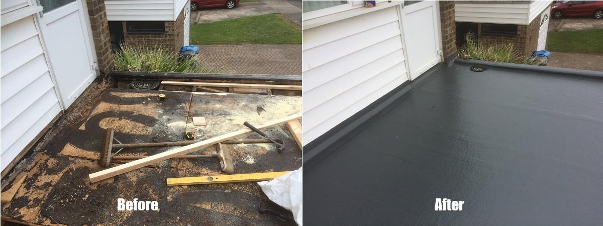Roof Repairs by TMI Roof Coatings